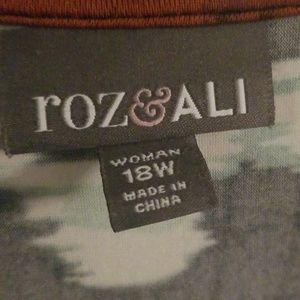 Roz & Ali Dresses - Maxi dress long